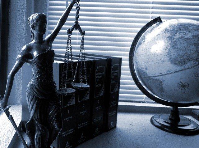 Alegoría de la justicia